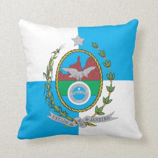 Flag of Rio de Janeiro Pillow