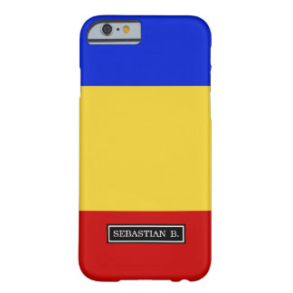 Flag of Romania Barely There iPhone 6 Case