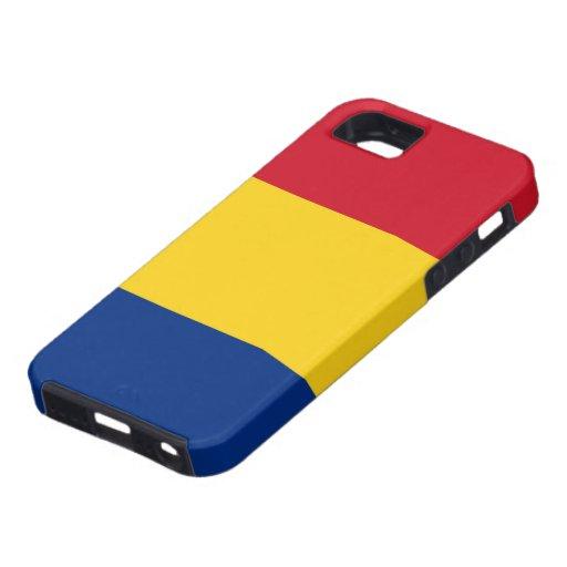 Flag of Romania iPhone 5 Cover