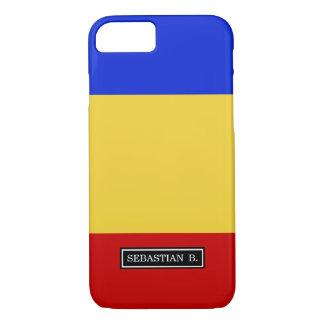 Flag of Romania iPhone 7 Case