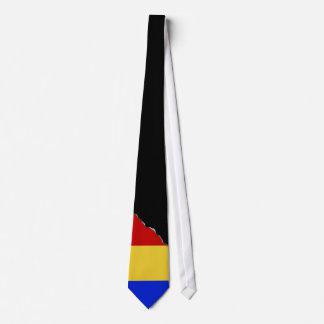 Flag of Romania Neck Tie