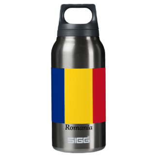 Flag of Romania SIGG Thermo 0.3L Insulated Bottle