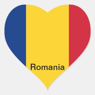 Flag of Romania Sticker