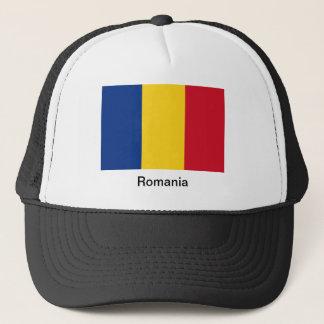 Flag of Romania Trucker Hat