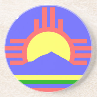 Flag of Roswell Coaster