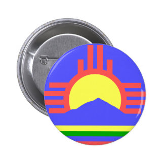 Flag of Roswell Pin
