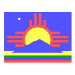 Flag of Roswell Post Cards