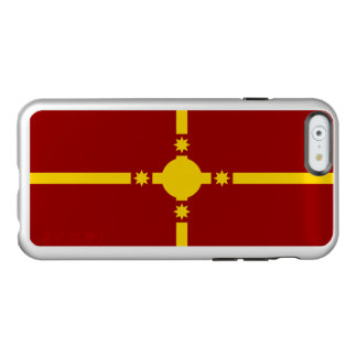 Flag of Rotuma Silver iPhone Case