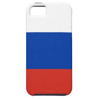 Flag of Russia - Флаг России - Триколор Trikolor iPhone SE/5/5s Case