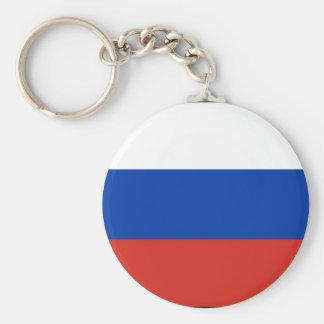 Flag of Russia - Флаг России - Триколор Trikolor Keychain