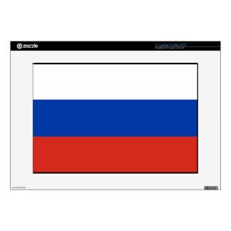 Flag of Russia - Флаг России - Триколор Trikolor Skin For Laptop