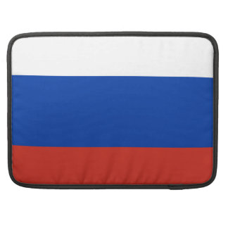 Flag of Russia - Флаг России - Триколор Trikolor Sleeve For MacBook Pro