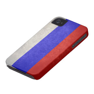Flag of Russia iPhone 4 Cover
