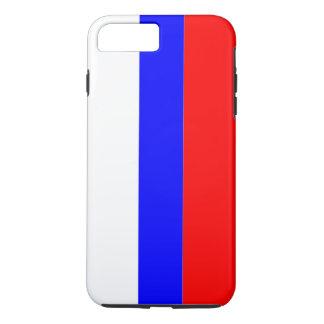 Flag of Russia iPhone 7 Plus Case