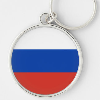 Flag of Russia Keychain