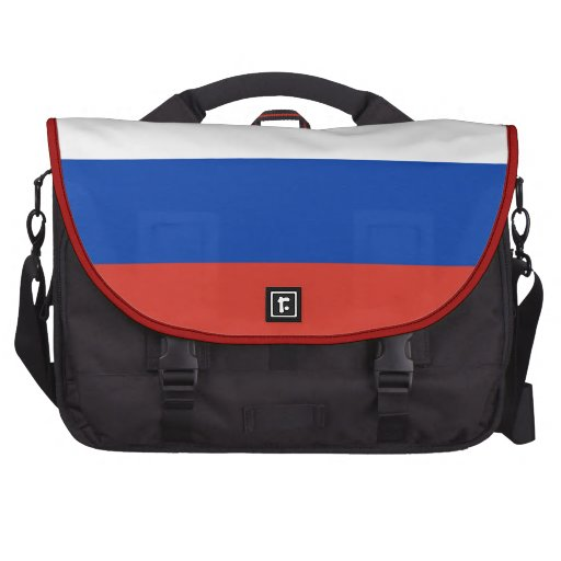 Flag of Russia Laptop Bag