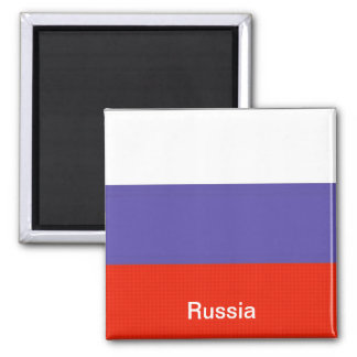 Flag of Russia Magnet
