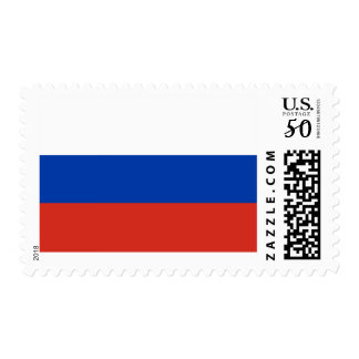 Flag of Russia Postage Stamps