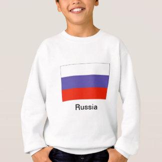 Flag of Russia Sweatshirt