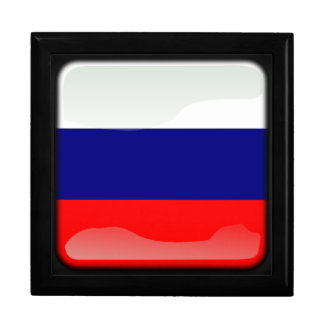 Flag of Russian Federation Gift Box