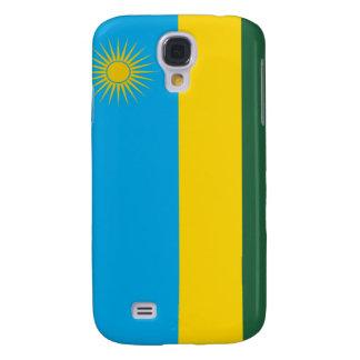 Flag of Rwanda Samsung Galaxy S4 Case