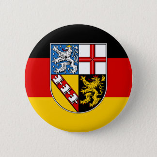 Flag of Saarland Button