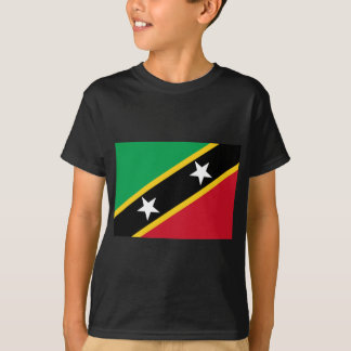 Flag_of_Saint_Kitts_and_Nevis T-Shirt