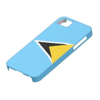 Flag of Saint Lucia iPhone 5 Case