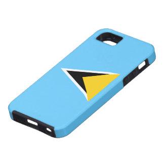 Flag of Saint Lucia iPhone 5 Case-Mate Vibe™