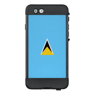 Flag of Saint Lucia LifeProof iPhone Case