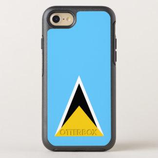 Flag of Saint Lucia OtterBox iPhone Case