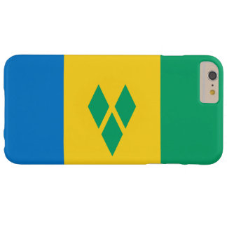 Flag of Saint Vincent and the Grenadines Barely There iPhone 6 Plus Case
