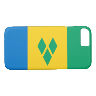 Flag of Saint Vincent and the Grenadines iPhone 8/7 Case