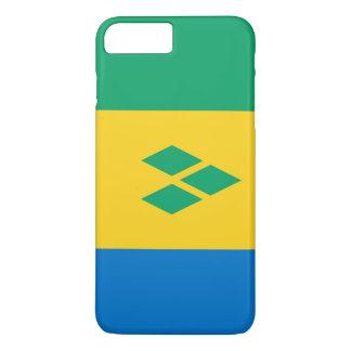 Flag of Saint Vincent and the Grenadines iPhone 8 Plus/7 Plus Case