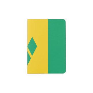 Flag of Saint Vincent and the Grenadines Passport Holder