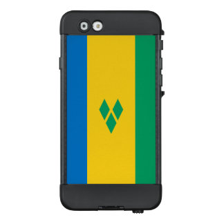Flag of Saint Vincent LifeProof iPhone Case
