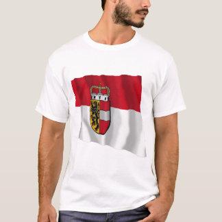 Flag of Salzburg, Austria T-Shirt