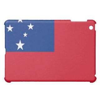 Flag of Samoa Cover For The iPad Mini