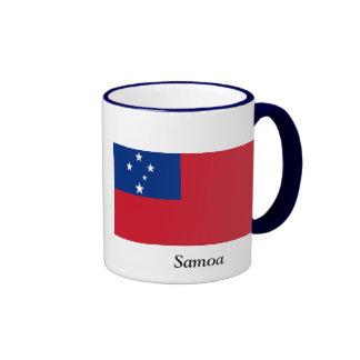 Flag of Samoa Mug