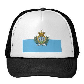 Flag_of_San_Marino Gorras