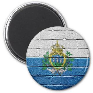 Flag of San Marino Magnets