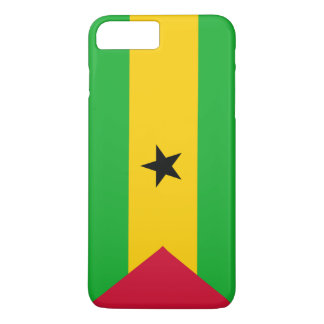 Flag of Sao Tome and Principe iPhone 8 Plus/7 Plus Case
