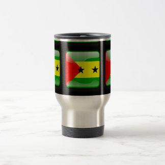 Flag of Sao Tome and Principe Coffee Mug