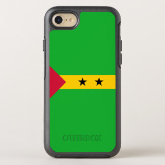Flag of Sao Tome and Principe OtterBox iPhone Case