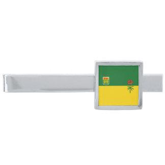 Flag of Saskatchewan Tie Clip