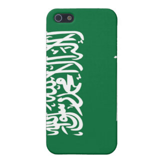Flag of Saudi Arabia iPhone SE/5/5s Cover
