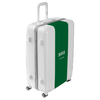 Flag of Saudi Arabia Luggage (Large)