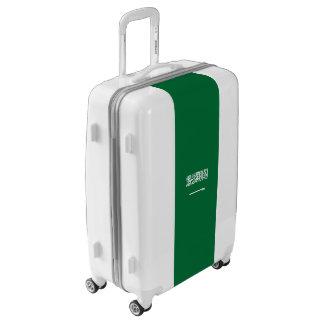 Flag of Saudi Arabia Luggage (Medium)