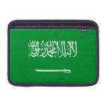 Flag of Saudi Arabia MacBook Air Sleeves