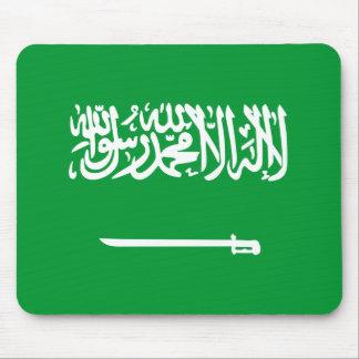 Flag of Saudi Arabia Mouse Pad